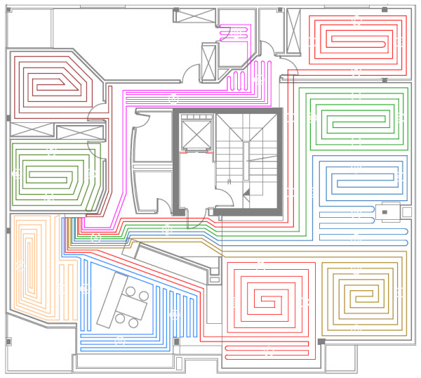 UFH 1 - آموزش سیستم گرمایش از کف (طراحی تا اجرا)