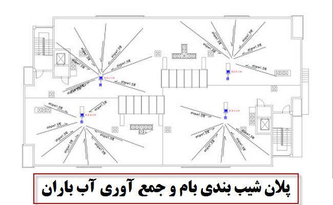پلان تاسیسات4