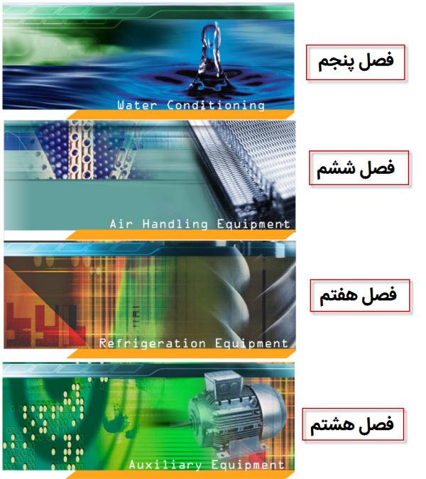 کتاب طراحی تاسیسات کریر