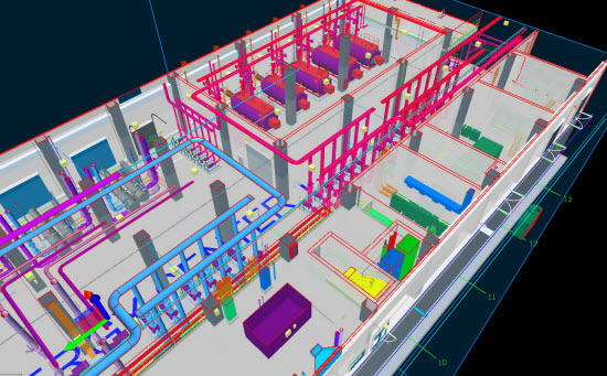 do revit mep bim modeling for your mechanical installations 1 - آموزش رویت مپ مقدماتی