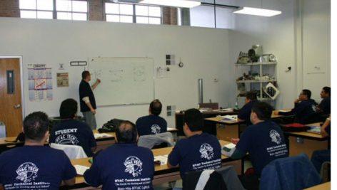 hvac class sx3 472x267 - پکیج آموزش تاسیسات مکانیکی