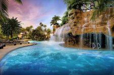 mirage pool 2 225x148 - استخرهای لوکس در لاس وگاس را میشناسید؟